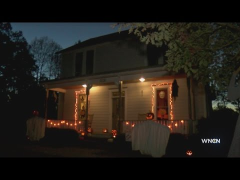 NC replica of Michael Myers 'Halloween' movie house