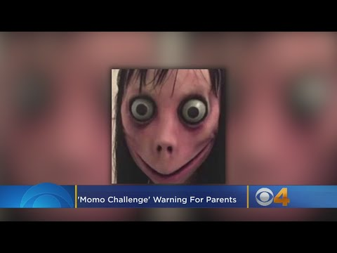 The Vinnie Penn Project - CT Police Take 'Momo Challenge' Seriously