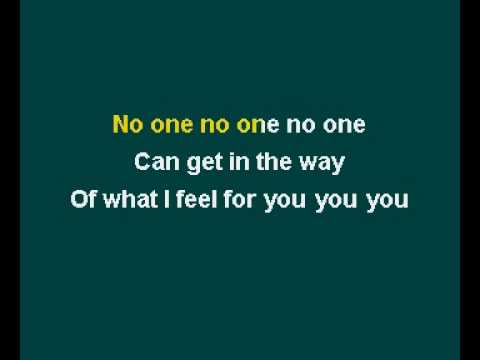 Alicia Keys - No One - Karaoke version
