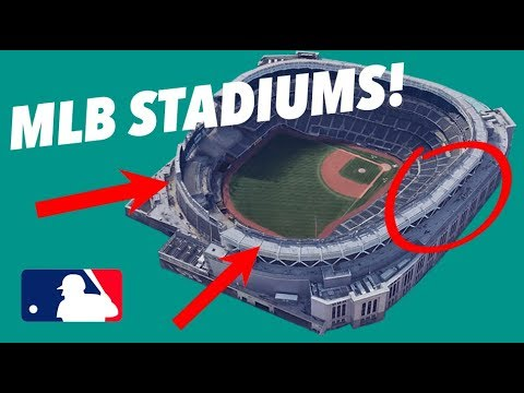 CRITIQUING ALL 30 MLB STADIUMS - Secrets and Hidden Gems