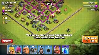 Clash of clans #1 estreia do canal