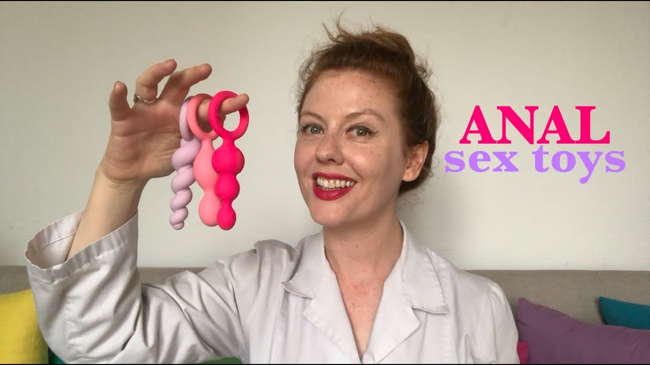 Review anal sex toys