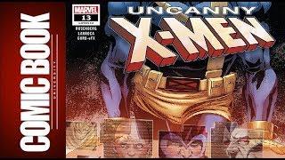 Uncanny X-men #13 | Comic Book University