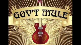 Gov't Mule- Game Face