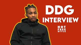 DDG Talks New Album, Upcoming Boxing Match, Relationship With Rubi Rose & More!