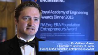 Awards Dinner 2015 - Royal Academy of Engineering