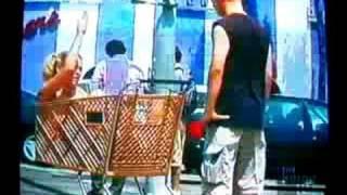 Girls Behaving Badly - Girl In Cart