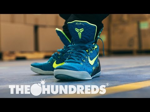 DON'T TAKE JON'S KOBE NINES :: THE HUNDREDS