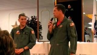 Pensacola Naval Aviator Winging Ceremony
