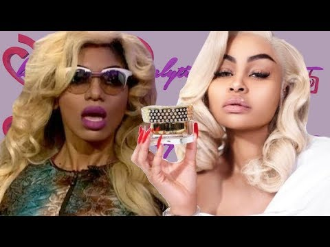 Blac Chyna Defends Selling $250 Jars of Skin BLEACHING Cream~ I'm A Single Mother!!