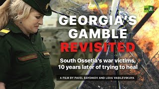 Georgia's Gamble Revisited. South Ossetia's war victims, 10 years later of trying to heal