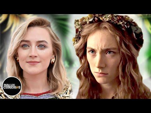 Así De SORPRENDENTE Es Saoirse Ronan, Una Actriz ADORABLE