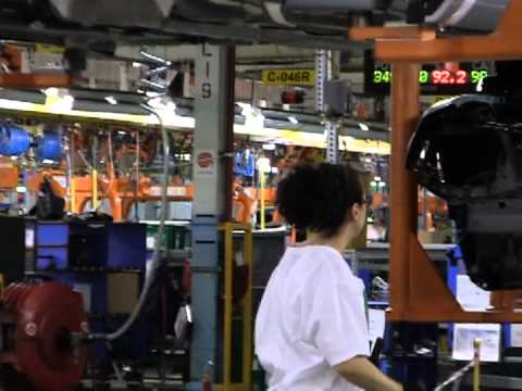 Oshawa GM Assembly Plant