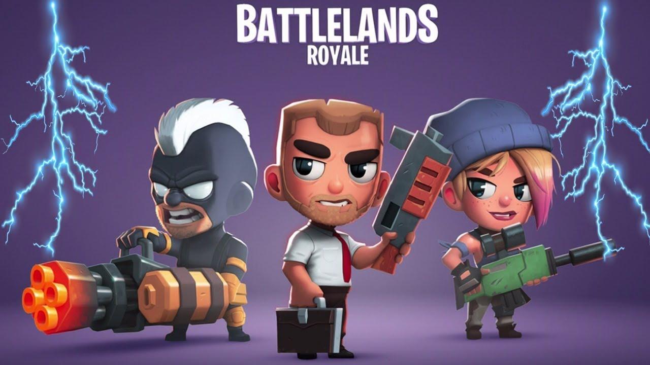 Battle Royale Spiele