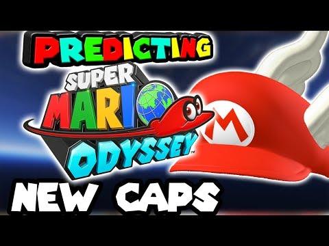 Predicting Super Mario Odyssey: New Caps (Part FIN)