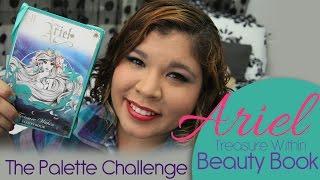 The Palette Challenge: elf Ariel Beauty Book Thumbnail