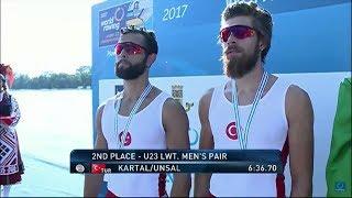 Fatih Ünsal-Mert Kaan Kartal U23 Dünya Şampiyonası Gümüş Madalya Kazandığımız Yarış