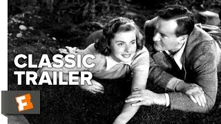 Rage In Heaven (1941) Official Trailer - Ingrid Bergman, Robert Montgomery Movie HD