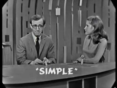 Password Nancy Sinatra Vs Woody Allen