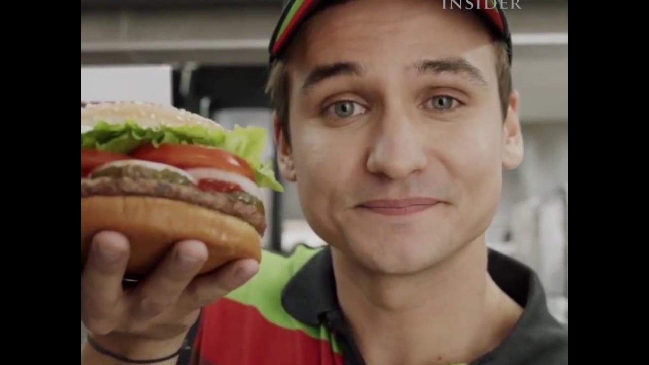 Black Man Eating Burger Meme