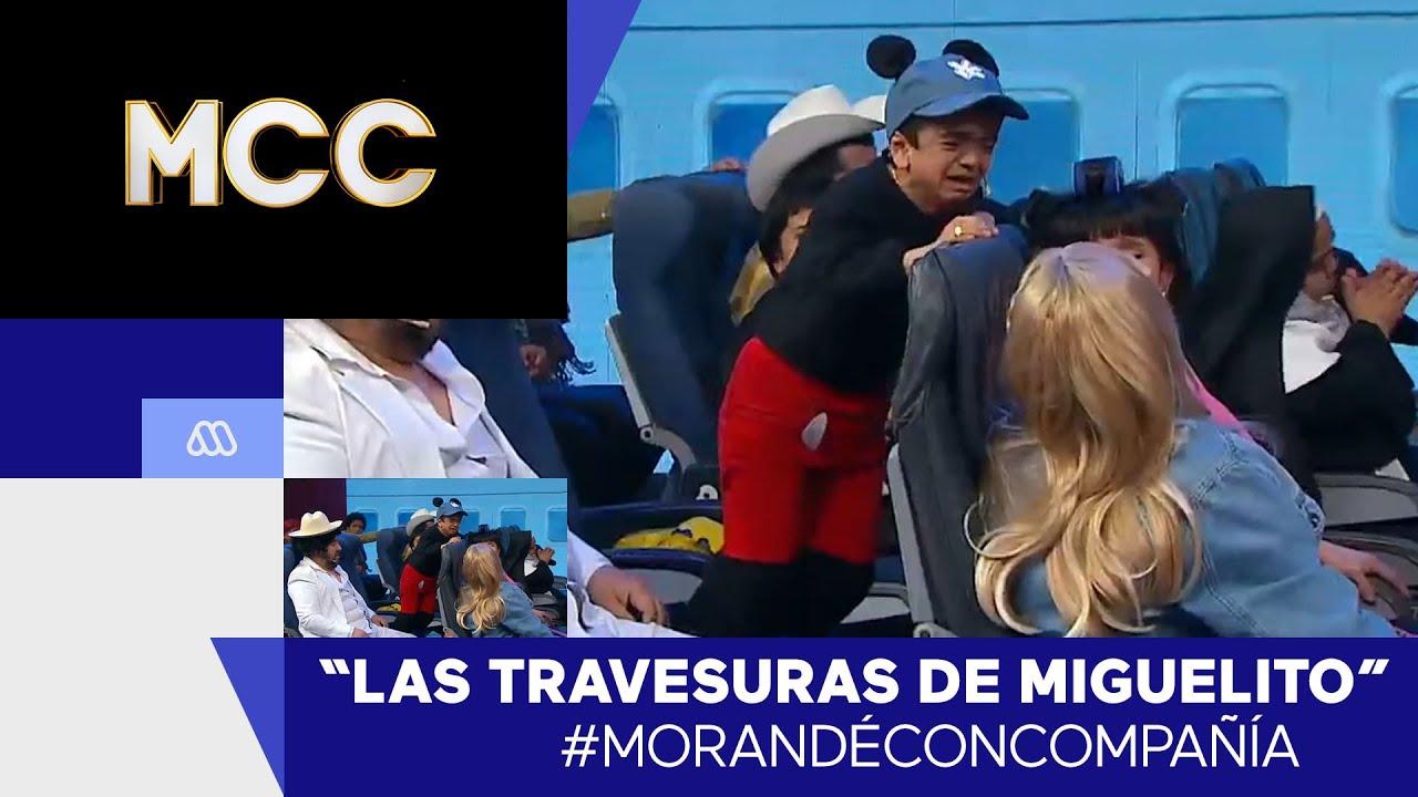 #MorandéConCompañía / Las travesuras de Miguelito - Parte 14 /  #Mega
