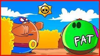 BRAWL STARS ANIMATION - FAT BRAWLERS