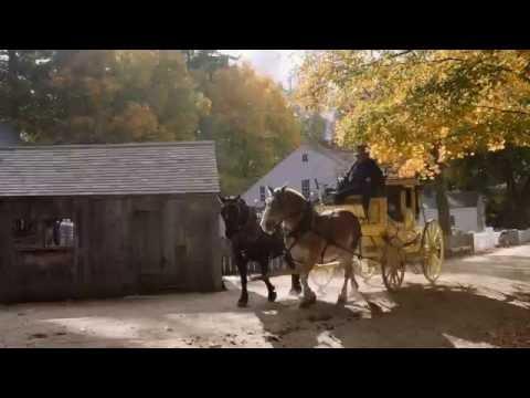 Old Sturbridge Village: Autumn in New England