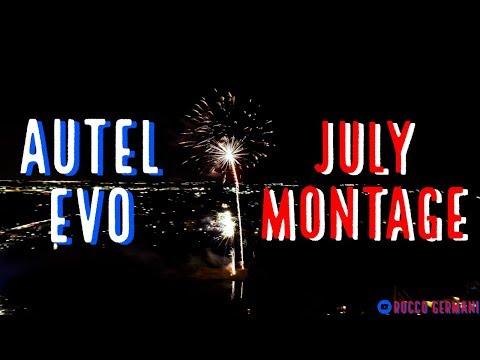 Autel Evo | July 2019 Montage | 4Kᵁᴴᴰ⁶⁰