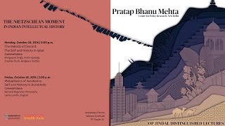 Pratap Mehta ─ The Melody Of Discord: The Self And History In Iqbal