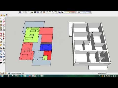 Проект дома своими руками/House plan DIY