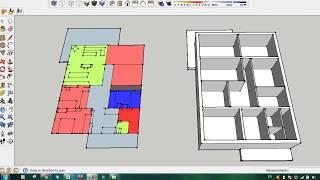 Проект дома своими руками/House plan DIY(, 2017-06-24T10:16:04.000Z)
