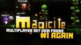 Magicite | Multiplayer #1 ★ FreshFriendz und Honey in hell!
