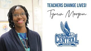 Tymia Morgan, Central High School