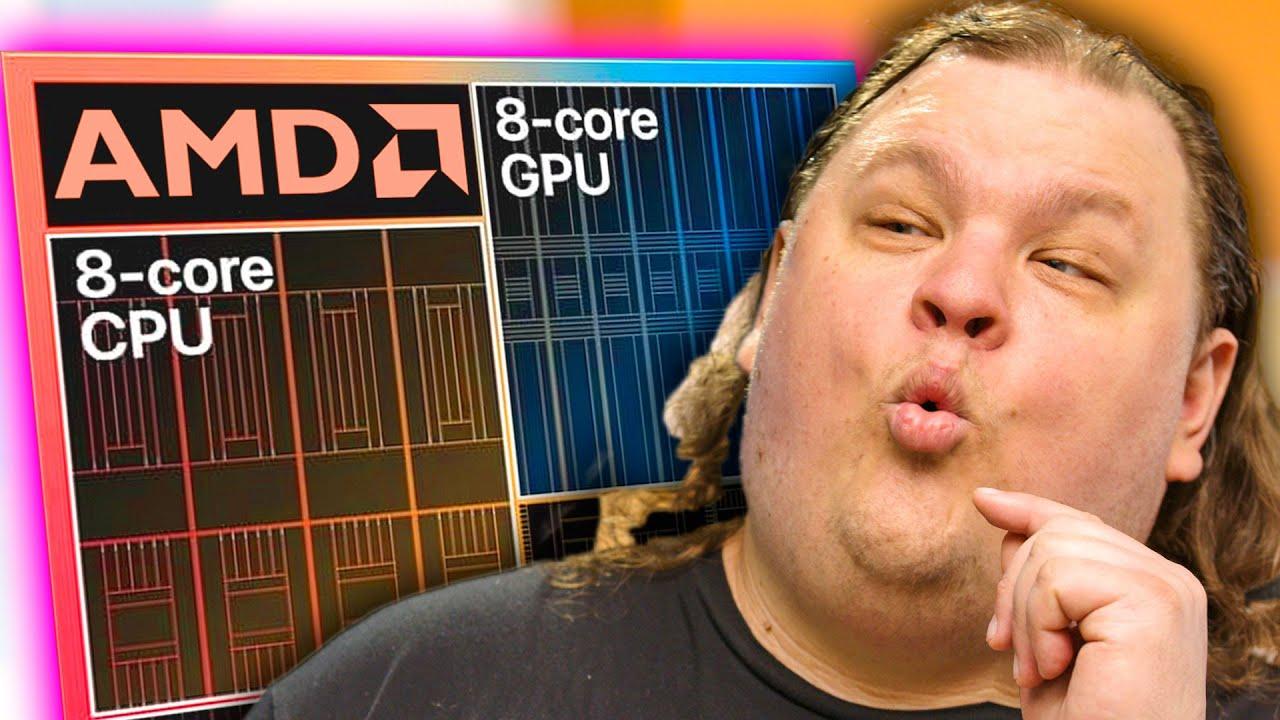 New AMD Chips Lookin' Like a Snack!