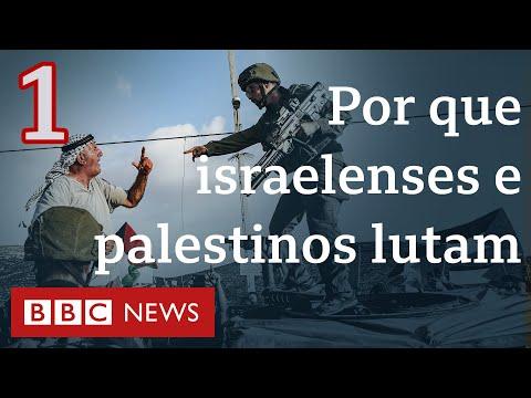 Como Começou O Conflito Entre Israelenses E Palestinos