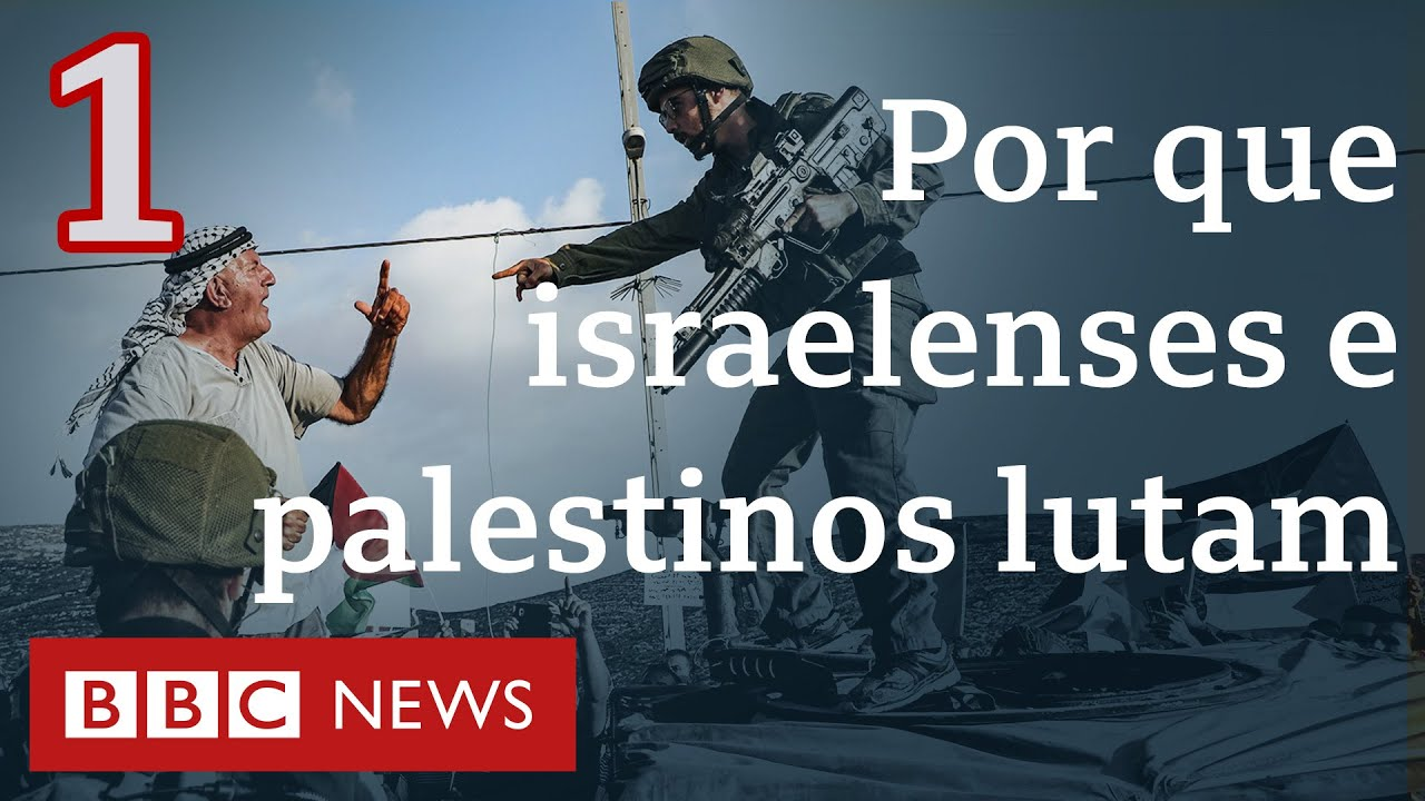 Download Como começou o conflito entre israelenses e palestinos