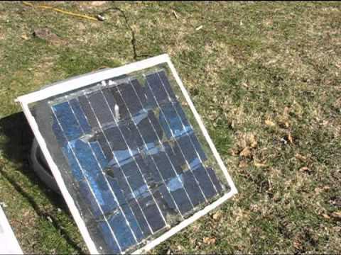 6x6 Broken Cracked Solar Cells Solar Panel Diy High Amps
