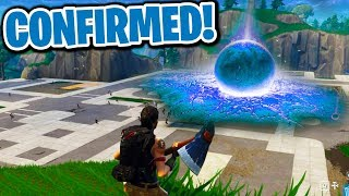 When the Meteor Is ACTUALLY Going To Hit TILTED TOWERS In Fortnite!! (SECRETS REVEALED!)