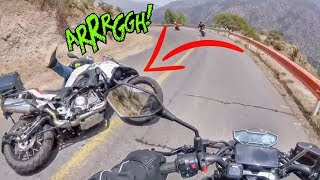 STUPID, CRAZY & ANGRY PEOPLE VS BIKERS | DON'T MISS IT! [Ep.#710]