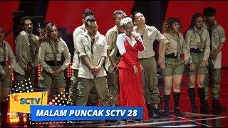Gambar cover Agnez Mo - Godai Aku Lagi dan Million $ Lovers | Malam Puncak SCTV 28