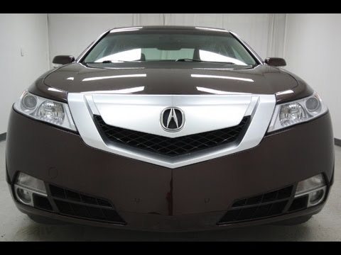 2010 Acura TL SHAWD 6Speed Manual Transmission  YouTube