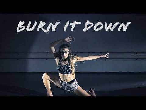 Burn It Down - Daughter - Choreography by Lisa Prentice