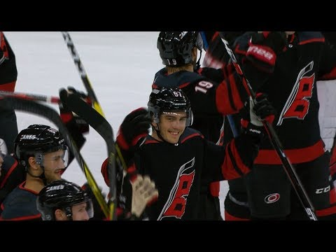 Sharks, Canes settle it in the shootout
