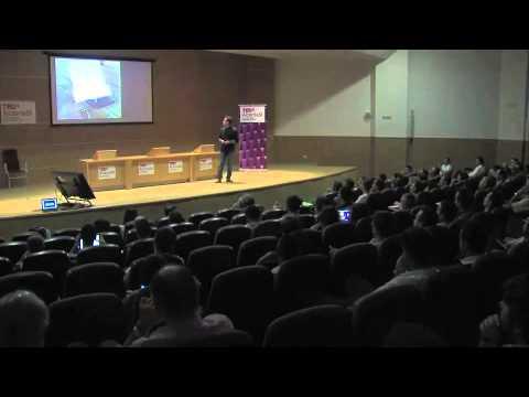 Dibujar para participar en el mundo: Fernando De Pablo at TEDxAlcarriaSt