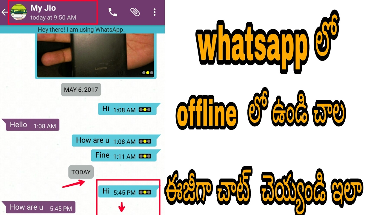 how to appear offline on whatsapp 2017