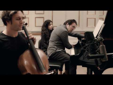 Fazil Say and Nicolas Altstaedt record 'Four Cities: Ankara' Cello Sonata