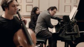 Fazil Say and Nicolas Altstaedt record 'Four Cities: Ankara' Cello Sonata