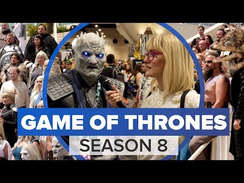 Game of Thrones season 8 at SDCC 2018 Mp3
