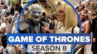Game of Thrones cosplayers predict season 8 at Comic Con 2018