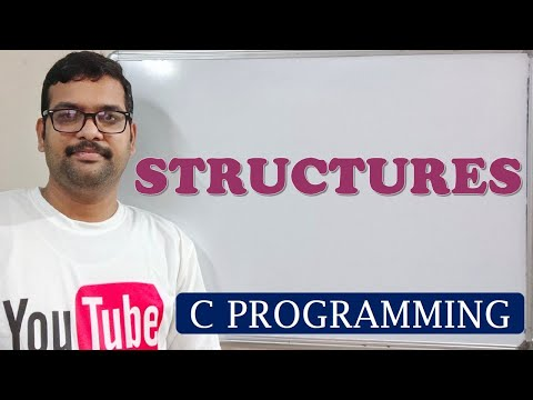 C PROGRAMMING - STRUCTURES